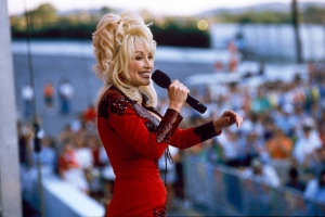 Dolly 1998 Fan Fair Performance