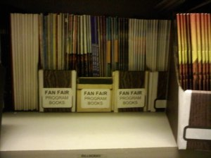 Old Fan Fair/CMA Music Festival Program Books