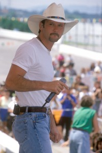 "Tim McGraw at the 1995 Fan Fair... circa ""I Like It, I Love It"""